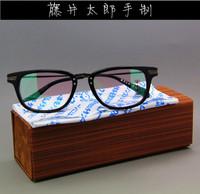 Free shipping! 2014 Most popular eyeglasses Men/Women Fashion big frame eyewear High Quality with original packing  brand design