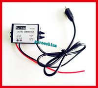 DC DC Converter Module Micro USB OUTPUT 8-50V 12v 24v  to 5V power adapter