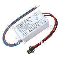 AC95V-140V 3-7X1W 9-24VDC 300mA constant Current triac dimming led driver power supply lighting transformers