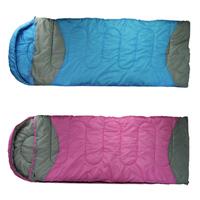Traveler 3 Season Outdoor Envelope Sleeping Bag Camping sleeping bag Split Joint Sleeping bag TR-15652