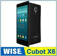 Free shipping Original Cubot X6 Otca Core MTK6592 Mobile Phone 5 inch IPS OGS 1280x720 Screen Android 4.2.2 CellPhone / Joey