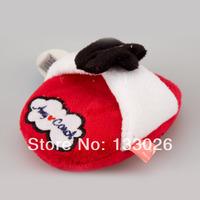 New Design Pet Toys Cute Plush Slipper Sharp Squeaky Bite-resistant Dog Toys Cat Toy Molars Plush Toys Pet Supplier Pet Product