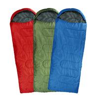 Traveler 3 Season Outdoor Sleeping Bag Envelope Camping Sleeping Bag TR-15653