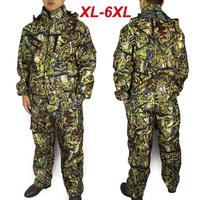 BDU CP Multicam Camouflage suit sets Army Military uniform combat Airsoft uniform jacket + pants big size xl-6xl Free Shipping