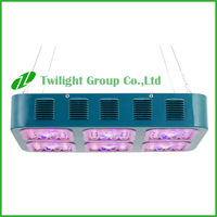 Super 360W apollo led grow light uv ir 3w flowering led's modular lens indoor plant greenhouse hydroponic growing