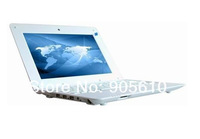 New 10 inch VIA8850 1.25GHZ 1G/4GB Andriod 4.0 Wifi Laptop Notebook + Webcam Free ship