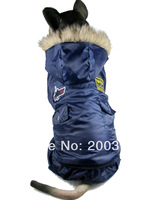 Four legs winter Coat for large Dog  Free shipping  2014 new Clothing for big Dog
