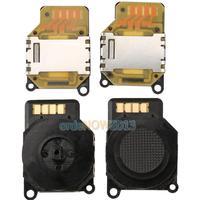O3T# 2x 3D Button Analog Joystick Stick + Cap Control for Sony PSP 2000 Black