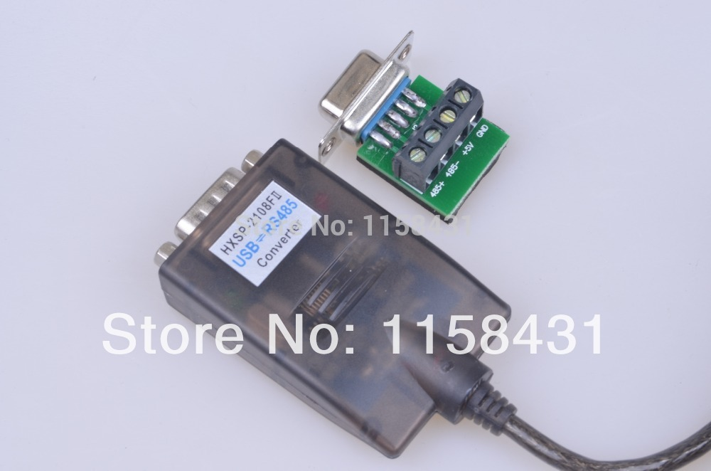 USB 2.0 To RS485 RS-485 RS 485 Converter Adapter Cable FTDI Support win7 64bits&win8(China (Mainland))