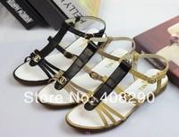 2014 Latest Ladies Fashion Famous Brand Sandals