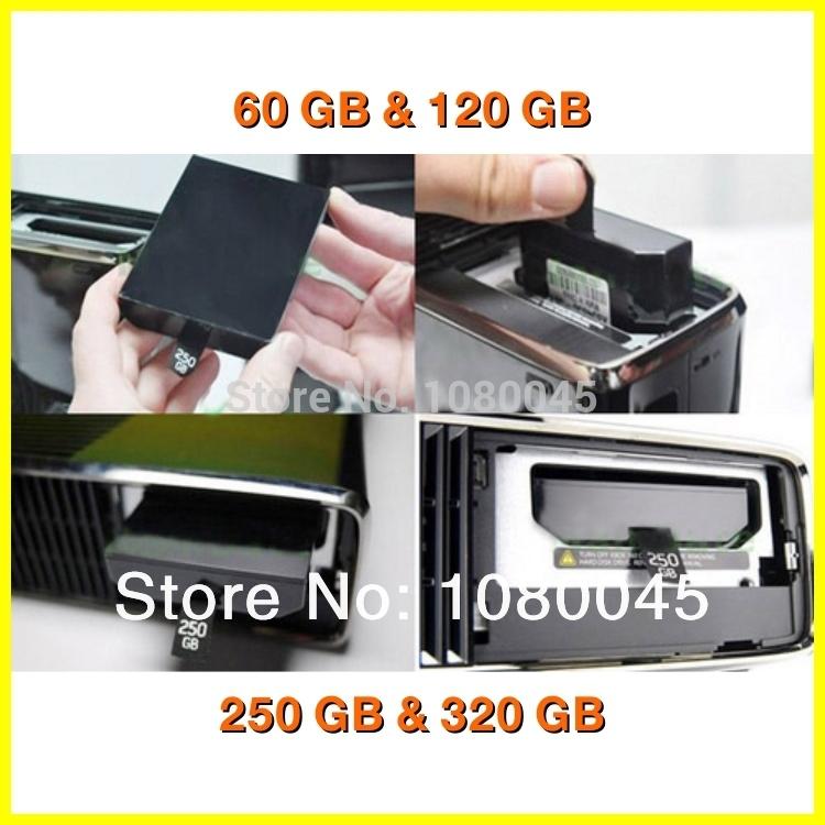 Xbox 360 Slim 250gb Hard Drive Xbox 360 Slim Hdd 250gb
