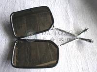 (1pair/lot)  CBT125cc Mirror set 10mm Lh Thread For Chinese Scooter Honda Yamaha Kawasaki Vespa Suzuki ATV Moped Spare Part