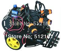3PA wheeled robot starter kit is compatible radio