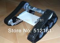 arduino robot full set of Robo-Soul TK-100 full set  tracked robot  chassis