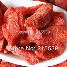 [GRANDNESS] Dried Goji Berries 500g Pure 2*250g Goji Berry Ningxia Wolf Berry Goji Herbal Tea Personal Care Lycium Barbarum