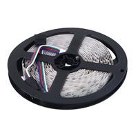 1pcs RGB SMD LED 5m Flexible  3528 300 LED Strip Light DC 12V not Waterproof