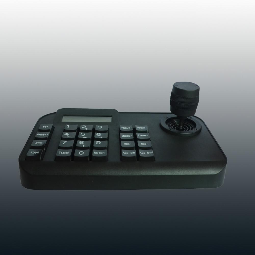 Vektor variable joystick-geschwindigkeit 3d ptz intelligente steuerung, 3d speed-dome-tastatur, ptz tastatur-controller