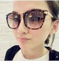 Hot Sale 2014 Brand Designer Women Sunglasses  fashion vintage sunglasses sun glasses metal sunglasses for lovers eyeglasses