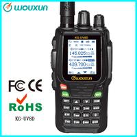 hf ham radio Wouxun DUAL BAND KG-UV8D duplex repeater 136-174/400-480MHz