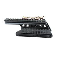 Funpowerland Remington 870 RM870 Shotgun 12 Ga. Riflescope Picatinny Mount Rail With Side Rail