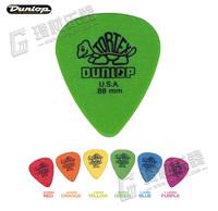 Min Order 6PCS Dunlop Picks Tortex Jazz Guitar Picks Classical Guitar Parts Acoustic Guitar Accessories Musical Instrument
