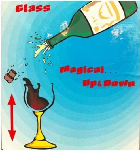 Magic Wine Glass Wine And Glass Electric