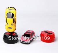 Shen qi wei 8009 1:53 RC Racing 9cm Coke Can Car