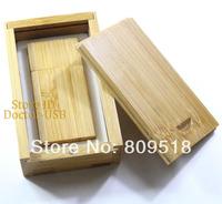 Carbonized bamboo Magnet USB Drive 1GB 2GB 4GB 8GB 16GB 32GB Thumb Stick Memory Flash Pendrive 2.0 Genuine Real Capacity