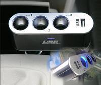 Car belt of the usb cigarette lighter power supply converter inverter cigarette lighter socket electrical appliances