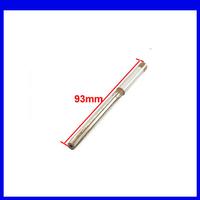 Cutting Diameter 5mm 6 Cutting Flutes HSS Machine Tapered Reamer