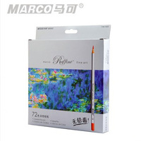 2014 professional colored pencil 72 oiliness color carton pen  2010904