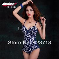 New 2014 fashion nylon swimwears women sexy beach bathing suit Vintage One piece swimsuit Top quality