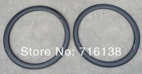 Full Carbon Matt  Road Bike 700C Wheel Rim Hole : 20 , 24  Depth : 50mm, Tubeless & Regular Tire  Compatiable