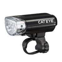 Free shipping  Cateye cat-eye hl-au230 jido mountain bike headlight auto headlamp 250cd LED Bicycle Light Head Rear Bike Lamp