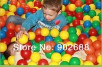 Free shipping PE ball,plastic ball,bobo ball,58mm ocean ball for inflatable bouncer,bounce house,inflatable pool