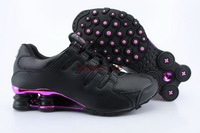 Wholesale Popular Trainers NZ Women's Sports Basketball Shoes (black / purple)
