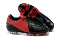 Wholesale Popular CTR360 Maestri III FG Men's Soccer Football Shoes (black / varsity red)
