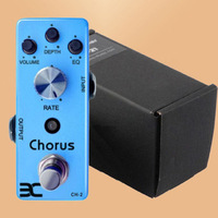 "Electric Guitar Effect Pedal- ""AS"" MOOER PEDAL CHORUS CH-2 EFFECT PEDAL BY ENO"