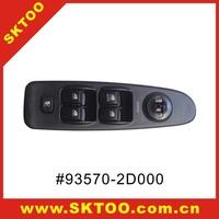 window lifter switch   lift switch  93570-2D000   Power Window Switch For Hyndai