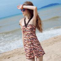 2012 split skirt swimwear 12319