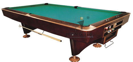 High Quality Of Solid Wood Billiard Pool Table/Snooker Pool Table(China (Mainland))