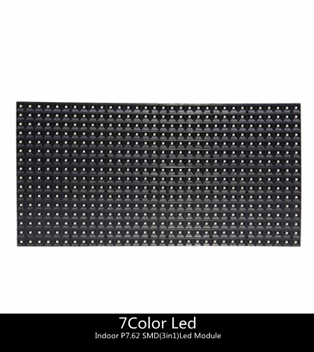 Indoor Full Color SMD(3in1) P7.62mm Led Wall Led Video sign led display(China (Mainland))