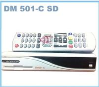 3PCS X EPG Funciton White DM501C-SD TV Receiver Set Top Box with Autoroll key for Singapore,with software,no needs AU Smart card