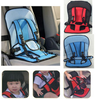 Top Quality 1PC Portable Baby Safety Car Seat Cover Cushion Multi-Function chair Auto seat belt For Kids/Infant 2colors ay870063