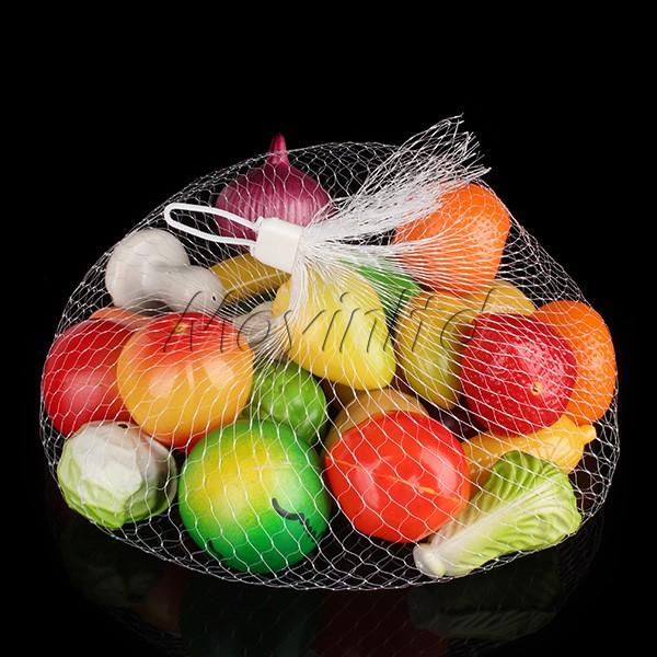 Mandoline Keuken Review : Online kopen Wholesale plastic speelgoed groenten uit China plastic