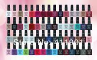 12Xnail art color Free Shipping  easy  off Uv Gel Nail Polish fashionable best seller 80 Colors, buluesky shellac supplier