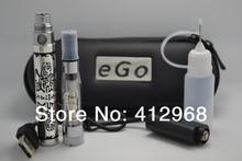 eGO-K Battery CE4 Atomizer Starter Kits Long Wicks Clearomizer Vaporizer Zipper Stater Kits Set E-Cigarette USB Charger