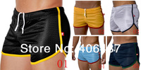 2014  Men Sports Shorts Underwear Andrew Christian Male Boxers Sexy Underpants M L XL AC 11 free shipping