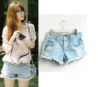 Sales Promotion Plus Size:XS-4XL Promotion Lady Denim Shorts,Women's Jeans Shorts,Hot Sale Ladies' Short Pants
