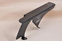 Motorcycle Black Chain Guard Cover Case For 2000-03 Suzuki GSX-R 750 For 2001-2004 Suzuki GSX-R 1000 [MP60]